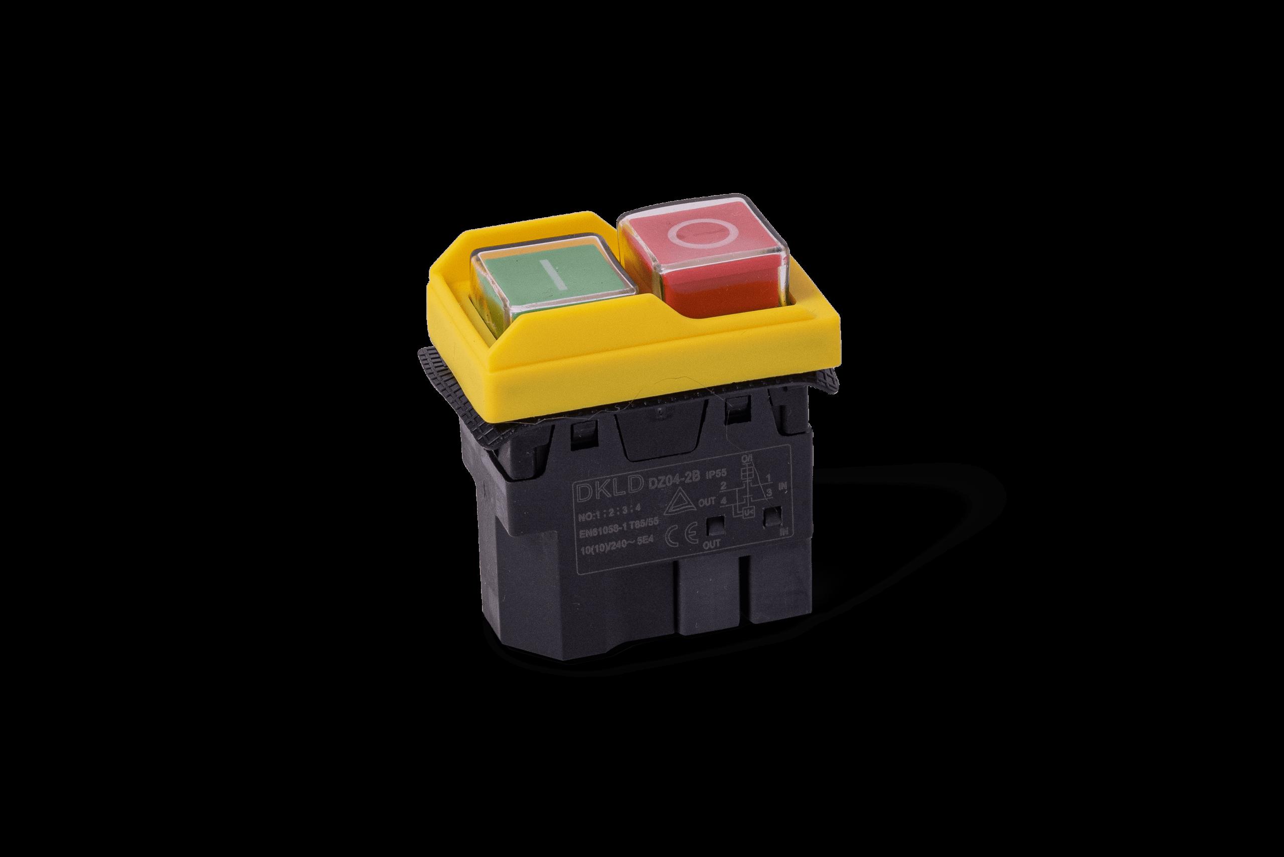 Creint switch for grinder DKLD DZ04-2B 15
